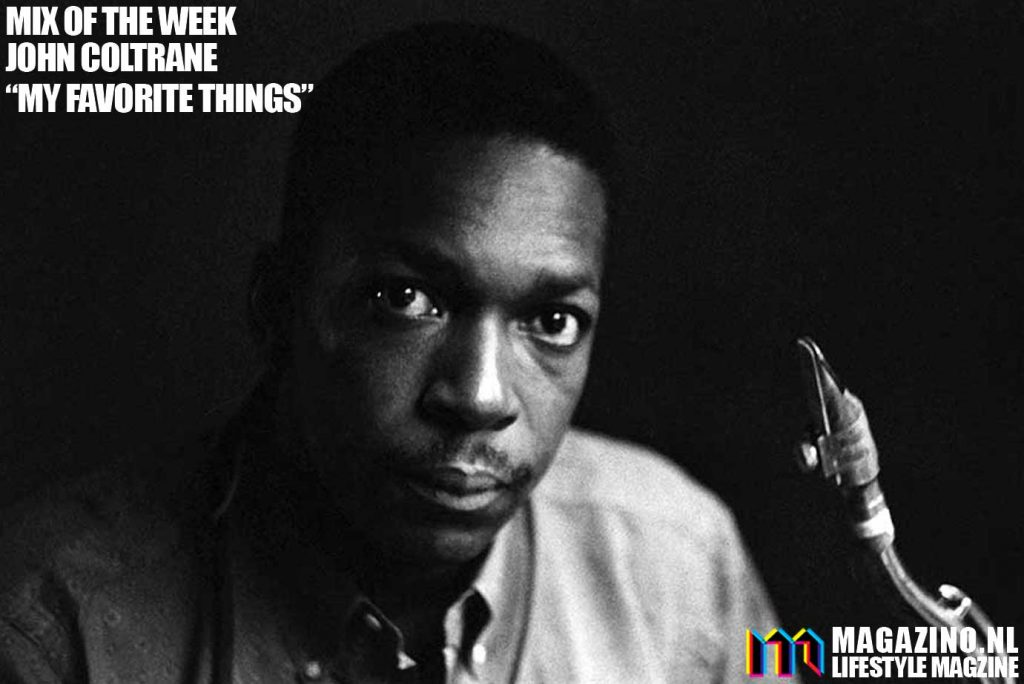 JOHN COLTRANE - HER FAVORITE THINGS