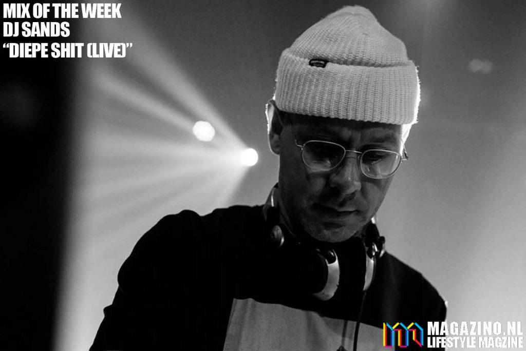 DJ Sands - Diepe Shit (live)