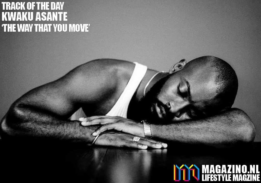 Kwaku Asante. Magazino. 2020. BLM. Black Lives Matter. Black Fase.