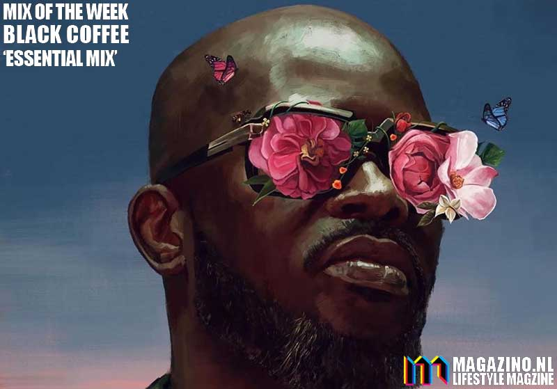 Black Coffee x MAGAZINO
