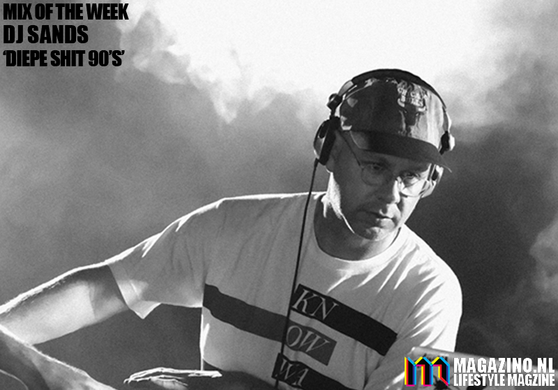 DJ Sands x MAGAZINO.nl