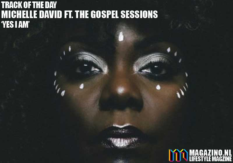 Michelle David ft. The Gospel Sessions - #TRACKoftheDAY