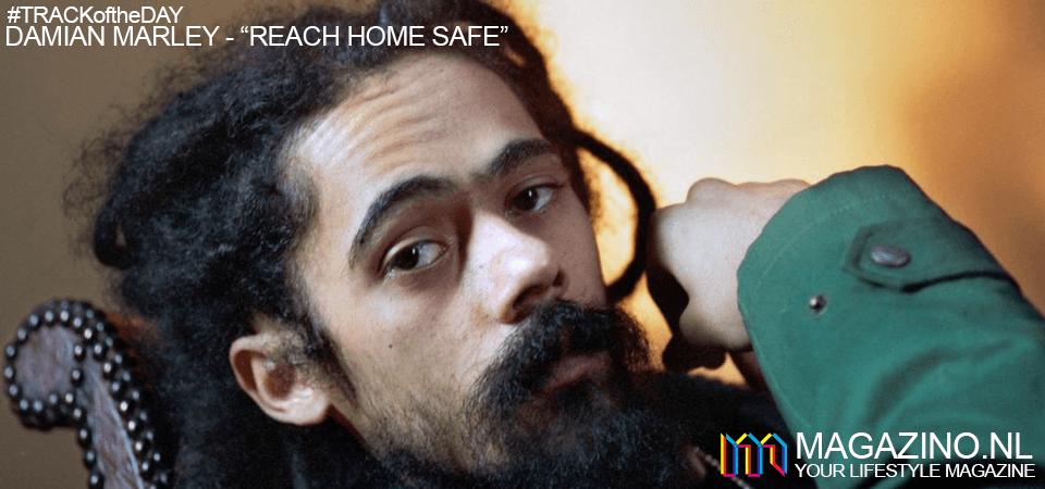 Damian Marley x Magazino.nl